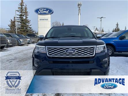 2017 Ford Explorer Platinum (Stk: K-2579A) in Calgary - Image 2 of 25