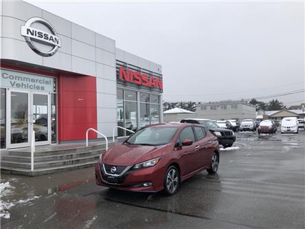 2020 Nissan LEAF SV PLUS (Stk: N01-0606) in Chilliwack - Image 1 of 14