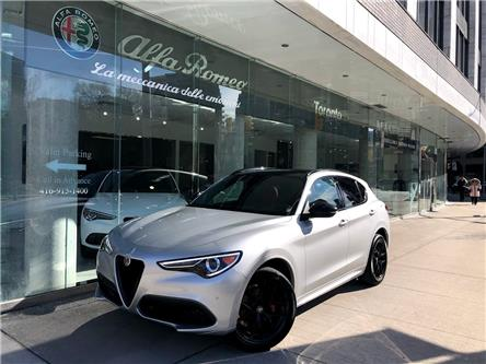 2020 Alfa Romeo Stelvio Base (Stk: 59AR) in Toronto - Image 1 of 29