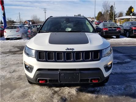 2017 Jeep Compass Trailhawk (Stk: ) in Kemptville - Image 2 of 17