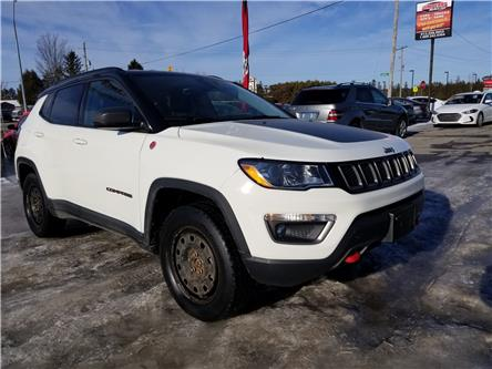 2017 Jeep Compass Trailhawk (Stk: ) in Kemptville - Image 1 of 17