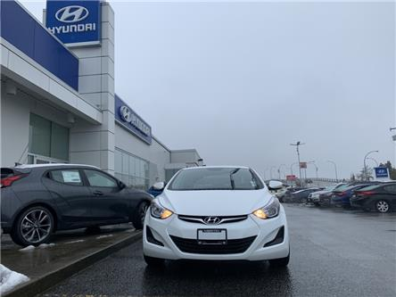 2015 Hyundai Elantra GL (Stk: HA9-6302A) in Chilliwack - Image 2 of 9