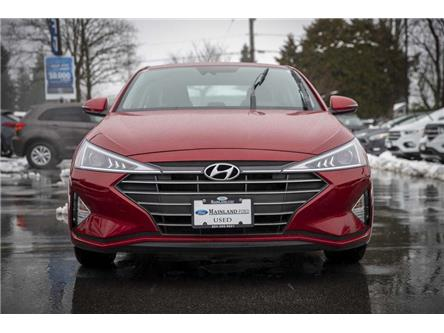 2020 Hyundai Elantra Preferred w/Sun & Safety Package (Stk: P9520) in Vancouver - Image 2 of 25