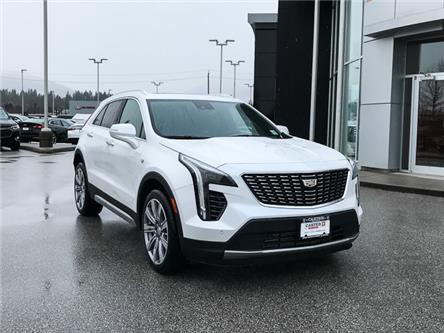 2020 Cadillac XT4 Premium Luxury (Stk: D46160) in North Vancouver - Image 2 of 24