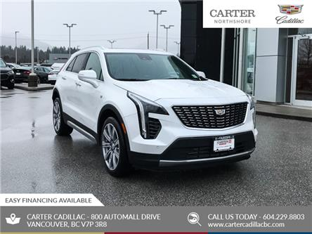 2020 Cadillac XT4 Premium Luxury (Stk: D46160) in North Vancouver - Image 1 of 24