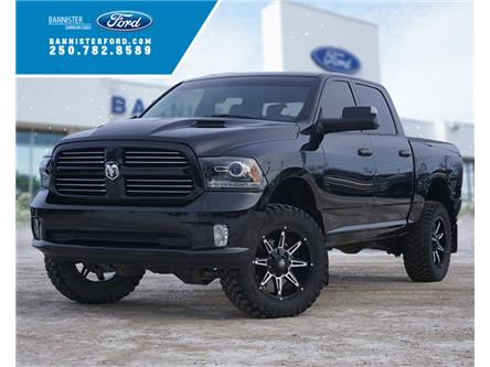 2017 RAM 1500 Sport (Stk: S192476B) in Dawson Creek - Image 1 of 16