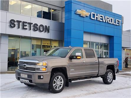 2017 Chevrolet Silverado 2500HD High Country (Stk: 19-492B) in Drayton Valley - Image 1 of 13