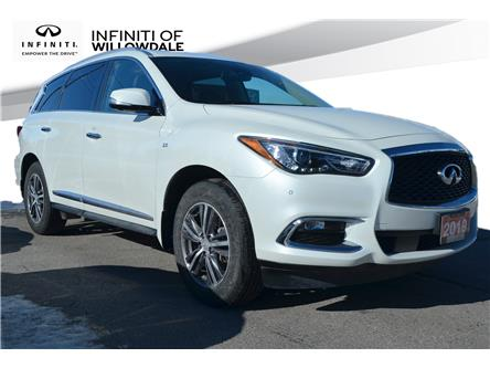 2019 Infiniti QX60  (Stk: U16673) in Thornhill - Image 1 of 29