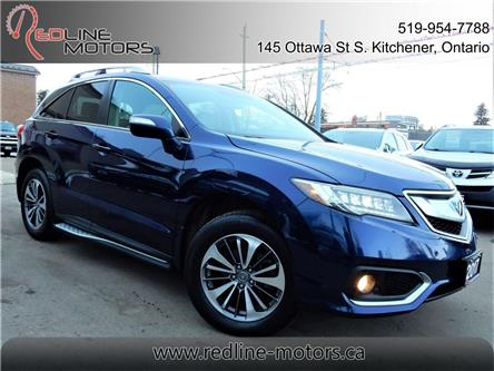 2017 Acura RDX Elite (Stk: 5J8TB4) in Kitchener - Image 1 of 27