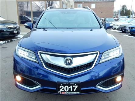 2017 Acura RDX Elite (Stk: 5J8TB4) in Kitchener - Image 2 of 27