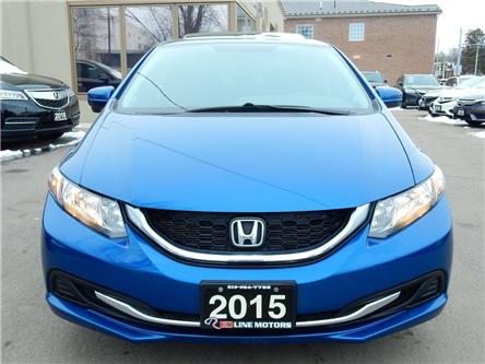 2015 Honda Civic EX (Stk: 2HGFB2) in Kitchener - Image 2 of 26