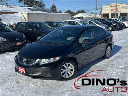 2015 Honda Civic LX (Stk: 049465) in Orleans - Image 1 of 25