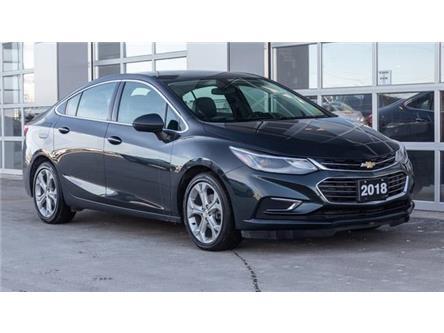 2018 Chevrolet Cruze Premier Auto (Stk: 10654U) in Innisfil - Image 1 of 22