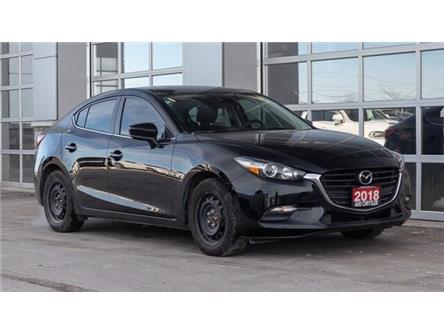2018 Mazda Mazda3 Touring (Stk: 43277AU) in Innisfil - Image 1 of 19