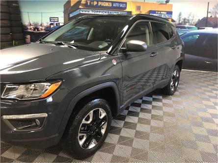 2018 Jeep Compass Trailhawk (Stk: 417475) in NORTH BAY - Image 2 of 27