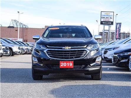 2019 Chevrolet Equinox DIESEL | PREMIER | AWD | LEATHER | REAR CAM (Stk: PR5141) in Milton - Image 2 of 27