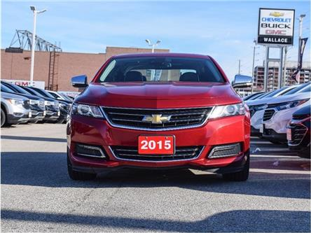 2015 Chevrolet Impala LTZ | 2LZ | LEATHER | SUNROOF | NAVI | REAR CAM (Stk: 577413A) in Milton - Image 2 of 29
