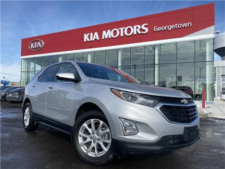 2018 Chevrolet Equinox LT w-1LT AWD | CLEAN CARFAX | BU CAM | PWR GATE (Stk: P13026) in Georgetown - Image 2 of 34