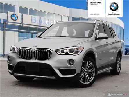 2018 BMW X1 xDrive28i (Stk: T01159PA) in Hamilton - Image 1 of 28
