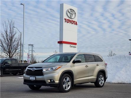 2016 Toyota Highlander  (Stk: P2415) in Bowmanville - Image 1 of 30