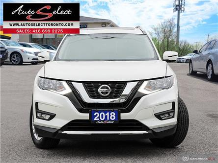 2018 Nissan Rogue AWD (Stk: R1NWV2) in Scarborough - Image 2 of 30