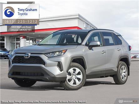 2020 Toyota RAV4 LE (Stk: 59138) in Ottawa - Image 1 of 23