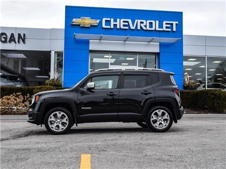 2016 Jeep Renegade Limited (Stk: W3E25350) in Scarborough - Image 2 of 27