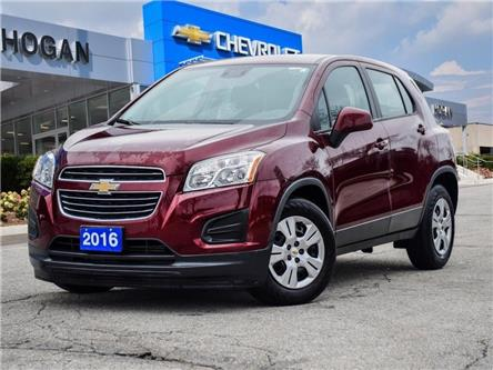 2016 Chevrolet Trax LS (Stk: WN242884) in Scarborough - Image 1 of 22