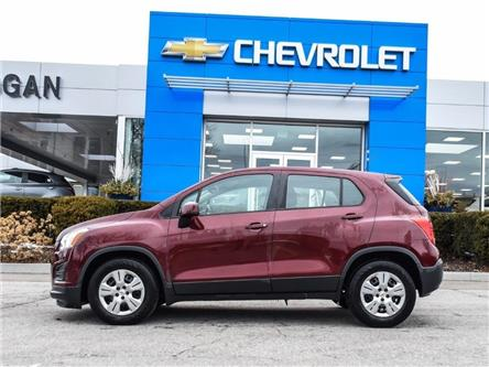 2016 Chevrolet Trax LS (Stk: WN242884) in Scarborough - Image 2 of 22