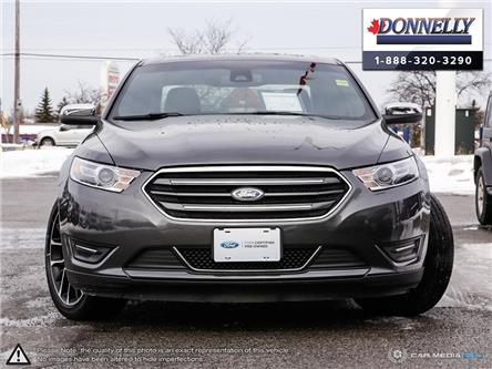 2019 Ford Taurus Limited (Stk: DUR6376) in Ottawa - Image 2 of 28