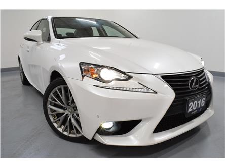 2016 Lexus IS 300 Base (Stk: 013169P) in Brampton - Image 1 of 24