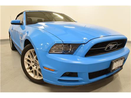 2013 Ford Mustang V6 Premium (Stk: 222741T) in Brampton - Image 1 of 20