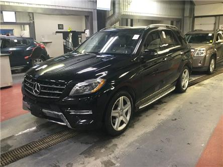 2015 Mercedes-Benz M-Class Base (Stk: 510474) in Vaughan - Image 1 of 15