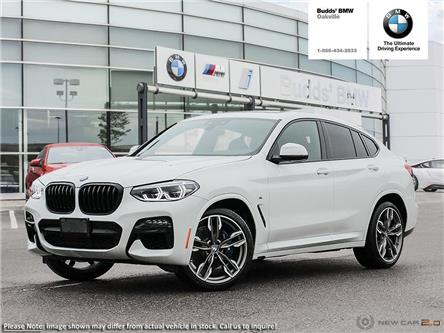 2020 BMW X4 M40i (Stk: T902601) in Oakville - Image 1 of 10