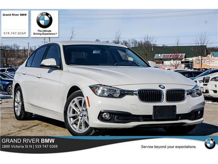 2016 BMW 320i xDrive (Stk: 40807A) in Kitchener - Image 1 of 22