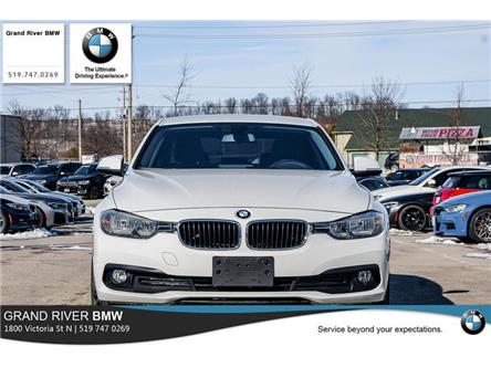 2016 BMW 320i xDrive (Stk: 40807A) in Kitchener - Image 2 of 22