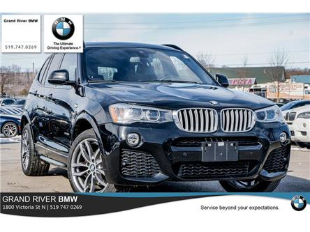 2016 BMW X3 xDrive35i (Stk: PW5209) in Kitchener - Image 1 of 22