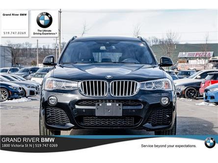 2016 BMW X3 xDrive35i (Stk: PW5209) in Kitchener - Image 2 of 22