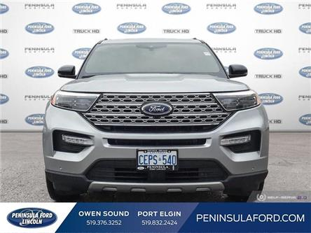 2020 Ford Explorer Limited (Stk: 20EX03) in Owen Sound - Image 2 of 25