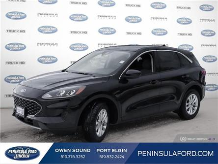 2020 Ford Escape SE (Stk: 20ES04) in Owen Sound - Image 1 of 24