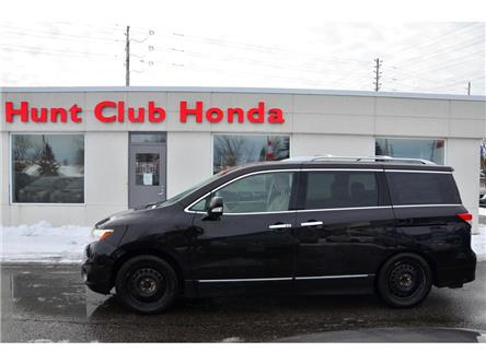2011 Nissan Quest  (Stk: Z01126B) in Gloucester - Image 1 of 22