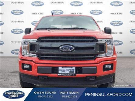 2020 Ford F-150 XLT (Stk: 20FE09) in Owen Sound - Image 2 of 25