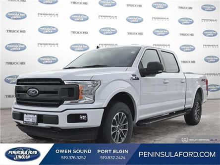 2020 Ford F-150 XLT (Stk: 20FE13) in Owen Sound - Image 1 of 25