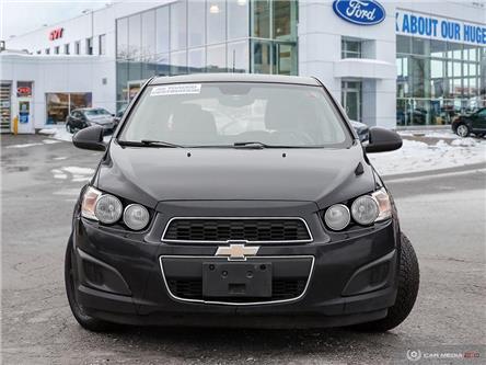 2012 Chevrolet Sonic LT (Stk: T0425B) in Barrie - Image 2 of 22