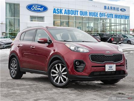 2017 Kia Sportage EX (Stk: T0088B) in Barrie - Image 1 of 26