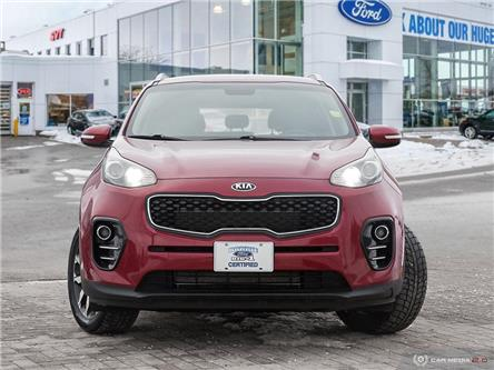 2017 Kia Sportage EX (Stk: T0088B) in Barrie - Image 2 of 26