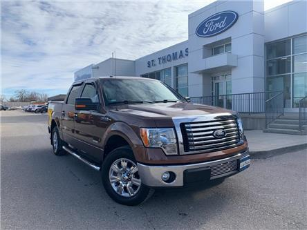 2012 Ford F-150 XLT (Stk: S9448A) in St. Thomas - Image 1 of 24