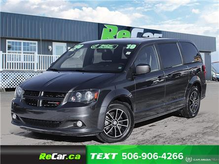 2019 Dodge Grand Caravan GT (Stk: 200136A) in Fredericton - Image 1 of 24