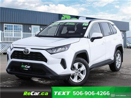 2019 Toyota RAV4 LE (Stk: 200140A) in Fredericton - Image 1 of 22