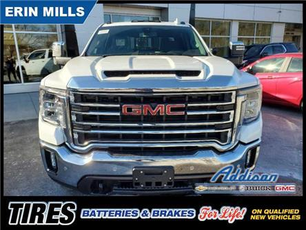 2020 GMC Sierra 3500HD SLT (Stk: LF206157) in Mississauga - Image 2 of 25